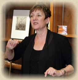 Let Mary Hays light up the imagination of your group members with a storytelling presentation.